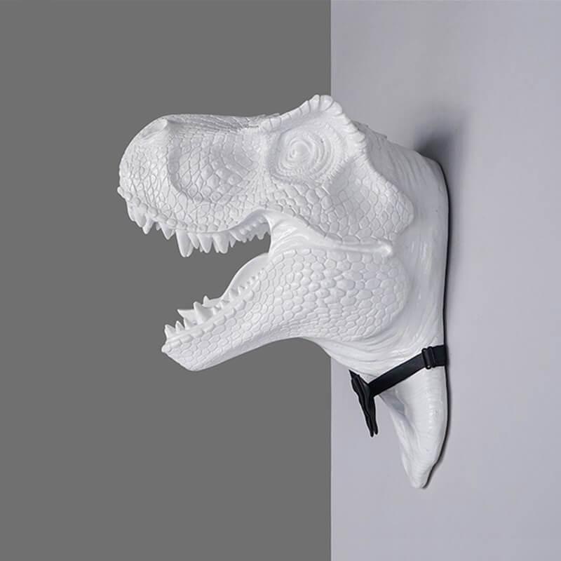 Trophée dinosaure - vue de droite