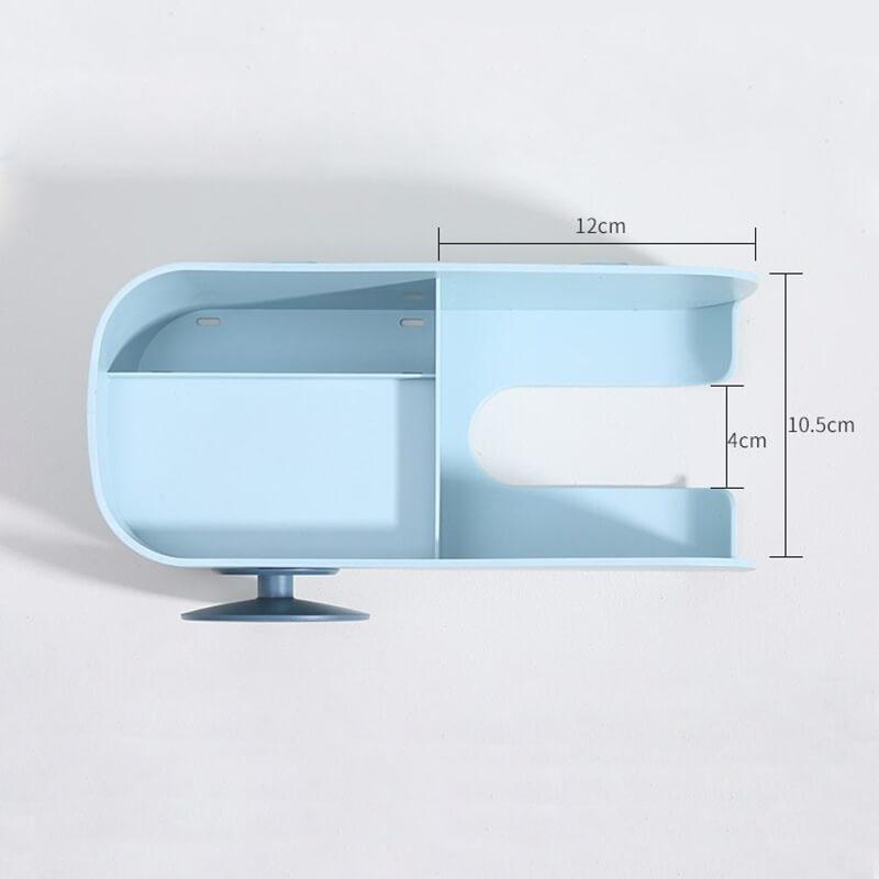 dimensions du support pour sèche cheveux design