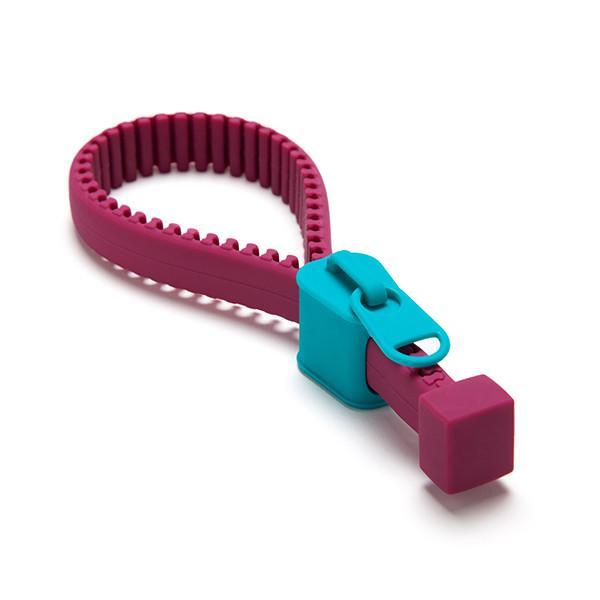 Ouvre bocal zip en silicone