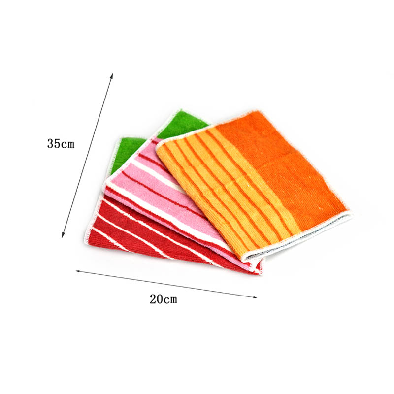 Dimensions de la serviette microfibre sushi