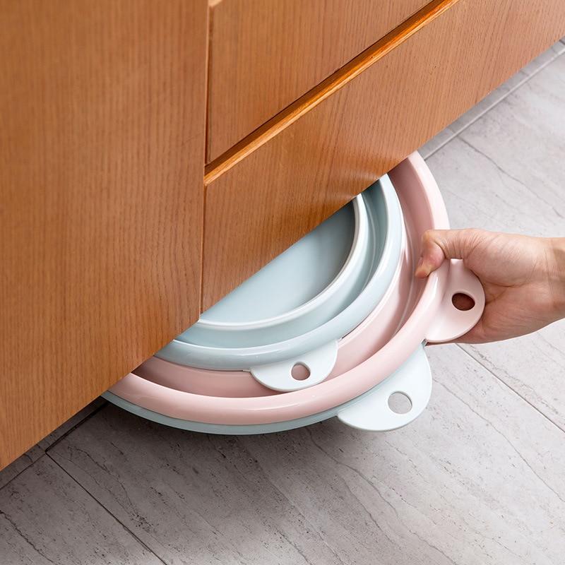 rangement de bassine pliable