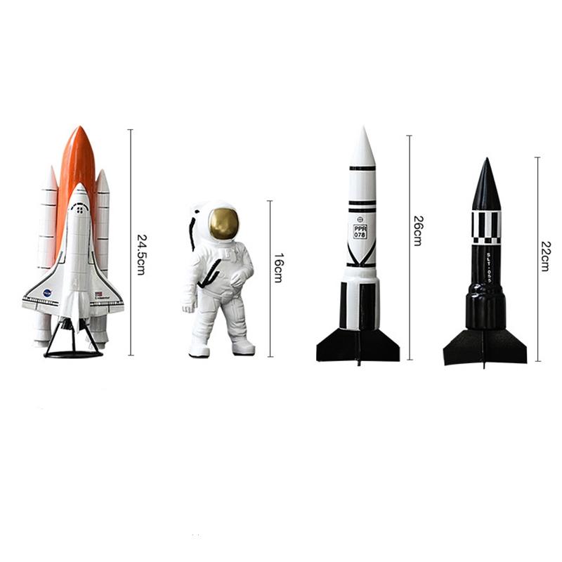 Dimensions des statuettes