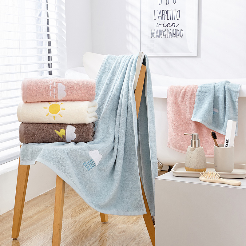 quatre serviettes mété
