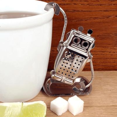 Boule a thé robot