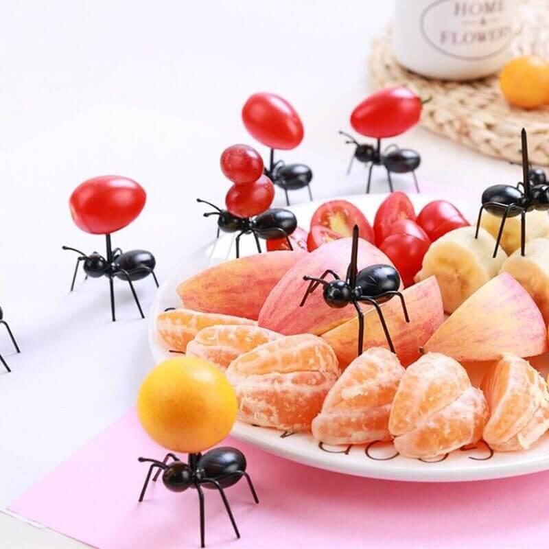 Présentation originale pour fruits