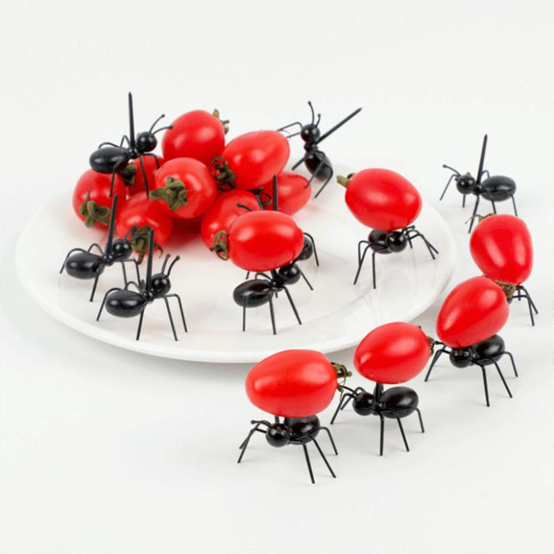 Pic apéritif fourmis