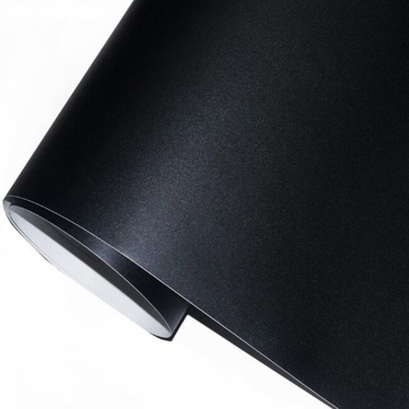 tableau noir adhesif vue roulé